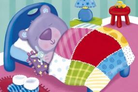 Teddy's Bedtime