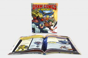 Draw Comics and Graphic Novels book